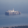 アルホセイマの近くの島 Penon de Alhucemas