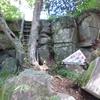 八流の滝、網ノ輪隧洞その2