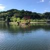 今年(2018年)9月までの亀山湖