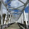 北海道 美瑛町 ブルーリバー橋 / 青い池の更に奥地