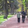 キルギス観光。今日は4人なり〜