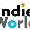 海外で「indie World」最新動画が公開!日本向け情報も大量発信!