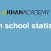 講義ノート:High school statistics - Khan Academy