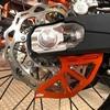 KTM 250 EXCで納車時にやったガード重視のカスタムのお話