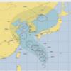 【台風情報】台風14号『ヤギ』は11日夜には沖縄本島地方に接近!その後朝鮮半島を経由して日本海へ抜ける予想のため、お盆休みは西日本を中心に悪天に!?