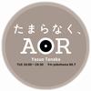 2015年10月27日 FM YOKOHAMA 「たまらなく、AOR」