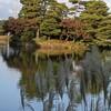 霞ヶ池を。