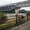 群馬県前橋まで188キロ走って、ポークソテー定食を食べに行きました!