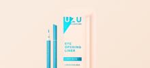UZU BY FLOWFUSHI/EYE OPENING LINERと、原色フェイスカラーについて