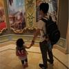 2歳7ヶ月の娘のディズニーランドでの反応