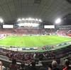 J1 第21節 北海道コンサドーレ札幌vsセレッソ大阪 札幌ドーム
