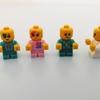 レゴ :LEGO Minifig Baby ミニフィグの赤ちゃんがかわいすぎる件