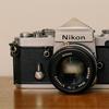 バースイヤーカメラ 『Nikon F2』