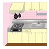 【DIY】2,000円台でキッチンカウンターを作ってみる!(前編)
