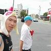 [Mooloolaba Triathlon Festival]3日目_レース当日その2