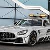F1のペースカーとしてAMG GT Rが採用される