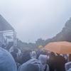 土砂降りの野外音楽フェスは想像を超えてツライ!『フリーダム名古屋2018』