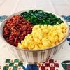彩り豊かな三色そぼろ丼の作り方
