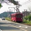 端っこ走っただけなのに 名古屋鉄道・美濃町線 1993年の末端区間