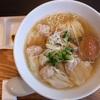 豚骨清湯・自家製麺 かつらで、雲呑麺@黄金町