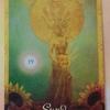 ♡2017-09-18のカード♡  太陽、豊かさ