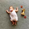 0歳1ヶ月 次女の成長記録
