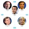 【FX】フランス大統領選挙による為替相場への影響について(一次選挙後の情勢を追記)