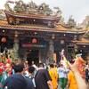6月3日 空きコマに新莊地蔵庵 文武大眾爺生誕日