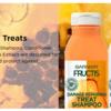 シャンプー探しの旅(Garnier Fructis Damage Repairing Treat + Papaya Extract)