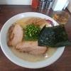 鶴瀬【麺屋 三四郎】大盛Sio豚骨 ¥890
