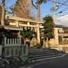 「石仏白山社」(再)(名古屋市昭和区)〜高速初詣その2〜