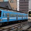 今日(11/23) と 明日(11/24)の近江鉄道