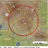 霧島連山・新燃岳では、噴火警戒レベルは3(入山規制)を継続するものの、警戒する範囲を4kmから3kmに縮小!!