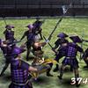 PSPのゲーム「戦国無双3 Z Special」をプレイしています