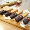 聞こえない方を中心としたお菓子サークル「しゅわ手話スイーツサロン」2月はフランボワーズのバターサンドクッキーバレンタイン風♪♪#お菓子講座