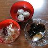 【中国料理教室】白キクラゲと棗とクコの実の美肌スープと中国風ゴマ団子