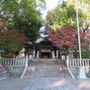 尾張式内社を訪ねて ❹  堤治神社 令和元年11月23日訪問