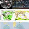 【台風情報】台風24号の南東には台風の卵が2つ(TD30W・TC02P)が存在!その内TD30Wは30日06時には台風25号となる見込み!台風24号と似た進路・勢力で九州に上陸・本州を縦断か!?気象庁・米軍・ヨーロッパ・NOAAの進路予想は?