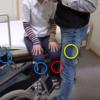 必見!中高年の介護技術講座【麻痺者の移乗介助】ベッドから車椅子へ