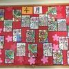 4月の壁面飾り