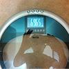 筋トレを再開!体重を減らして二重まぶたを目指す?