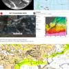 【台風3号の卵】日本の南には台風の卵である熱帯低気圧(94W)が存在!このまま行くと月末付近に本州へ上陸or接近コース!?気象庁・米軍・ヨーロッパ中期予報センターの進路予想は?