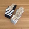 【無印良品】靴下は、「一度に入れ替える」サイクルを意識