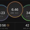 【マラソン練習】久しぶりのインターバルトレーニング!#288点目