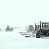 燃料が南極横断してやってきた