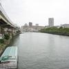 天神祭り・飛翔橋