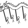 龍踊りのもともとの意味