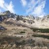 中央アルプス駒ヶ岳ロープウェイに乗って、千畳敷カールへ