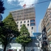フォーラス前、繁華街に近いビジネスホテル「(仮称)ダイワロイネット仙台一番町」、現在の建設状況(2019年9月)