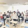 日本の書道体験